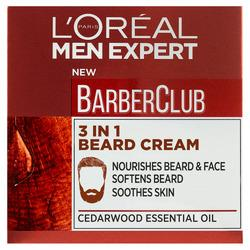 L'Oreal Paris Men Expert Barber Club 3 in 1 cream – Beard thickening