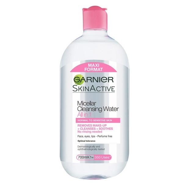 Garnier Micellar Cleansing Water Make-up Remover 700 ml