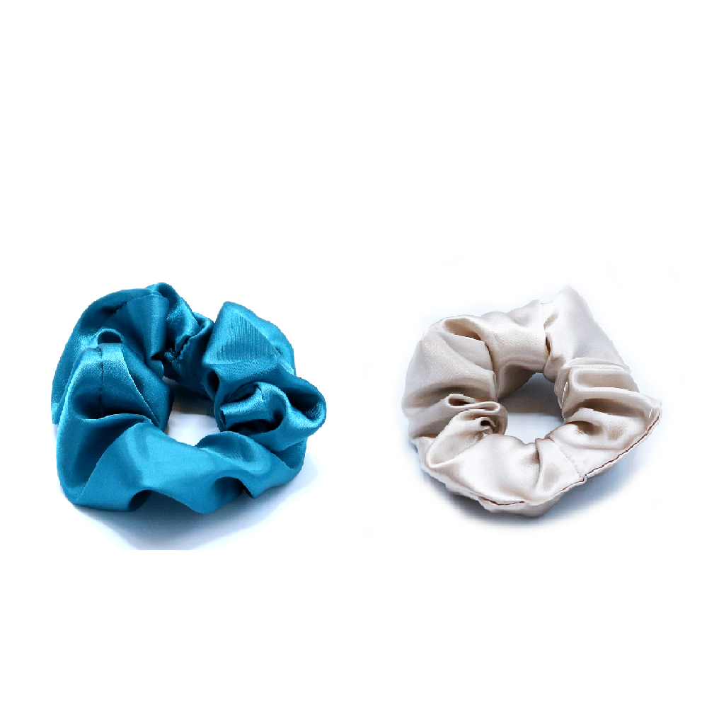BonBon Beauty Double The Bun Bundle (2 Midi ChouChou Scrunchies)