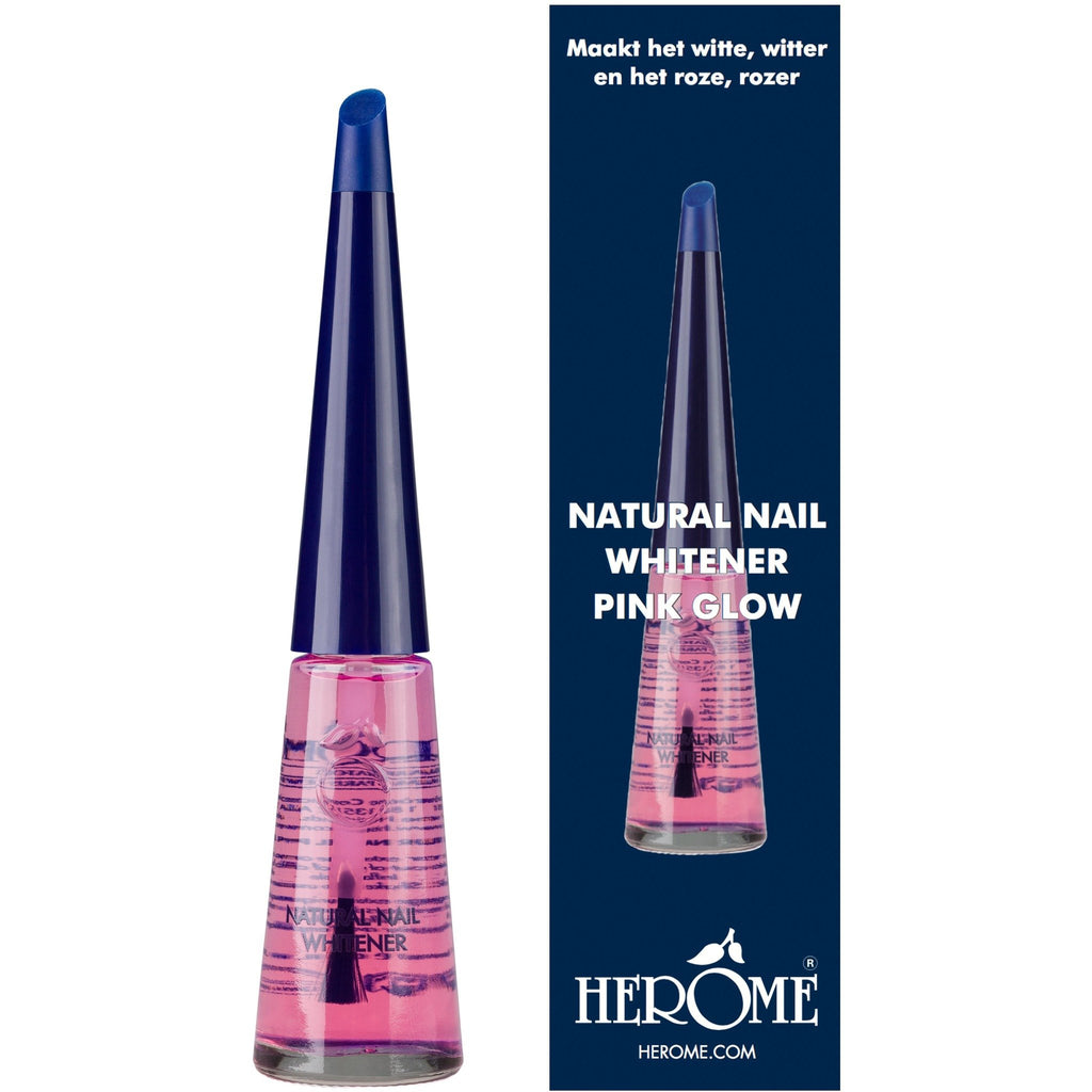 Herome Natural Nail Whitener - Pink Glow