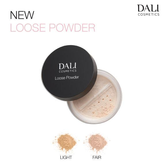 Dali Cosmetics Loose & Setting Powder