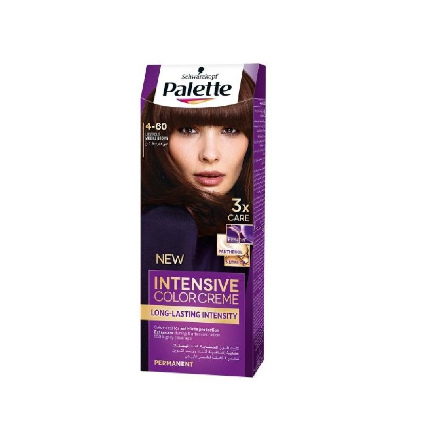 Schwarzkopf Palette Intensive Color Cream - The Intense
