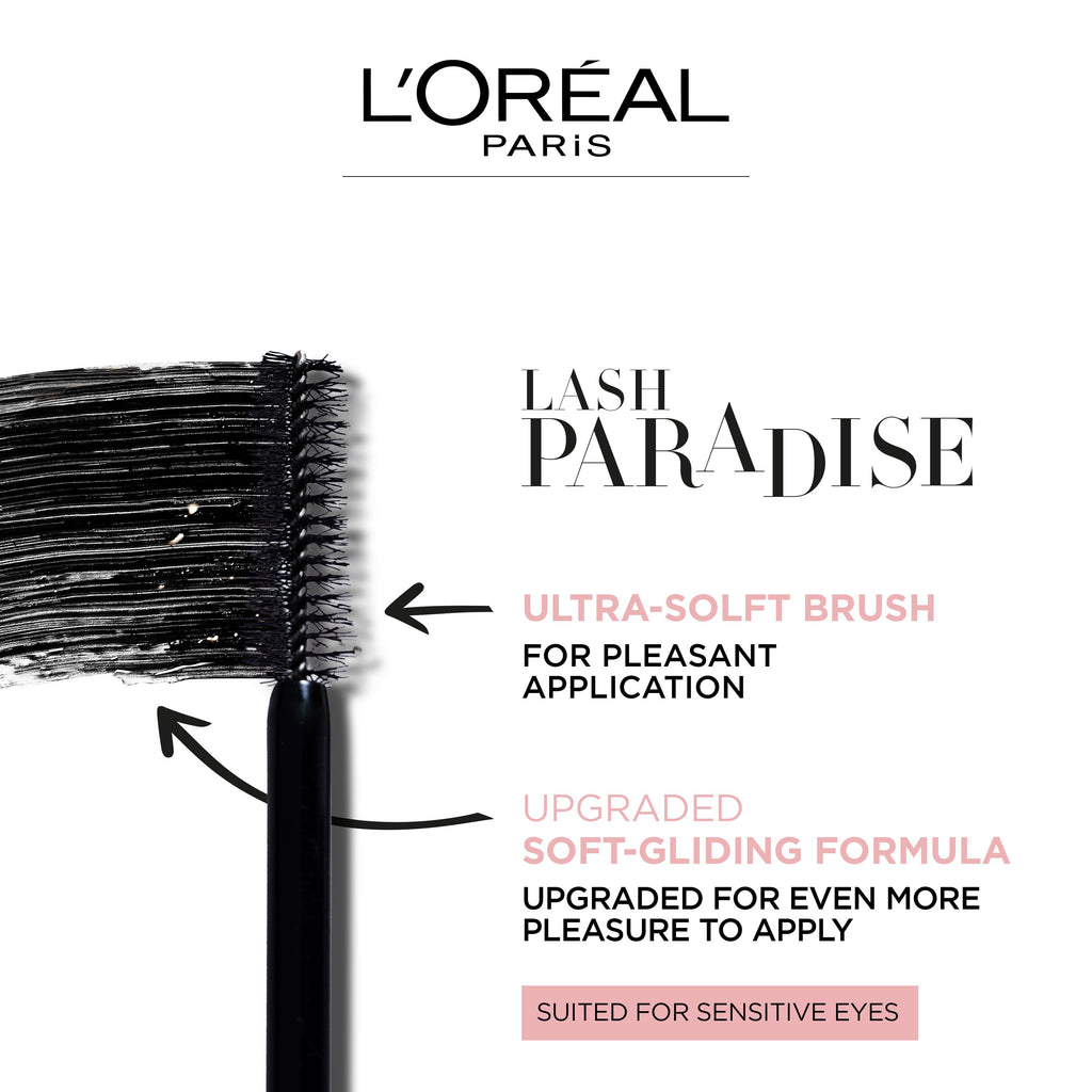 L'Oreal Paris Lash Paradise Extatic Mascara - New Packaging
