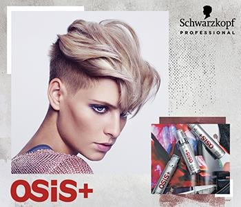 Schwarzkopf Professional Osis+ Freeze Strong Hold Hairspray 500ml