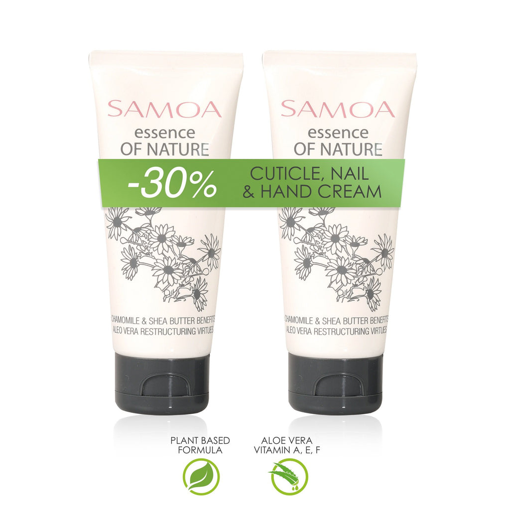 Samoa Essence of Nature Hand Cream Bundle - Buy Two at 30% OFF
