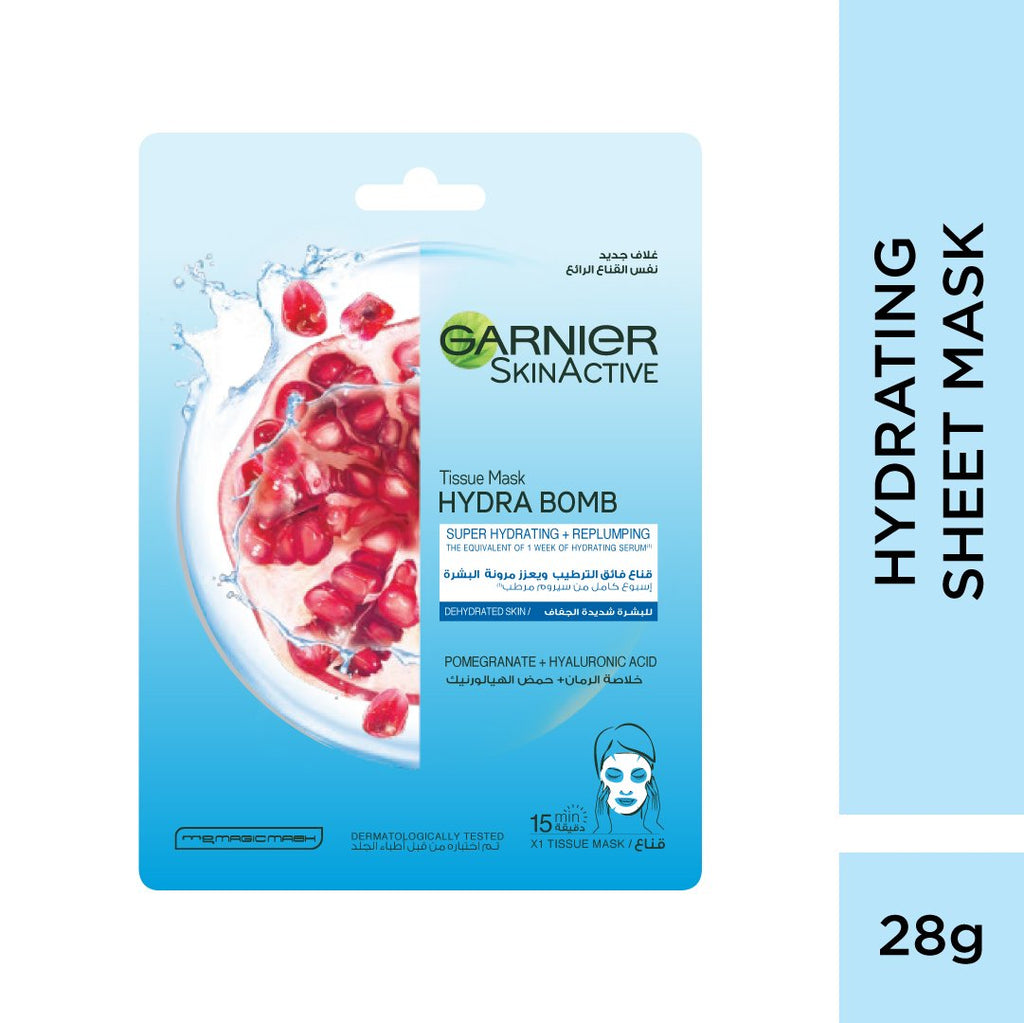 Garnier Hydra Bomb Sheet Mask - Replenishing