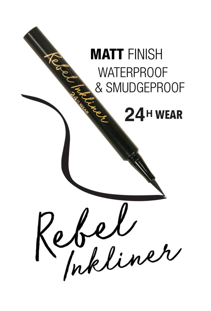 Samoa Rebel Matte & Waterproof Ink Liner