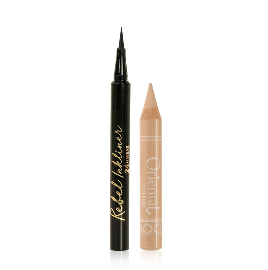Samoa Be A Rebel Eyeliner + Oriental Kohl Bundle