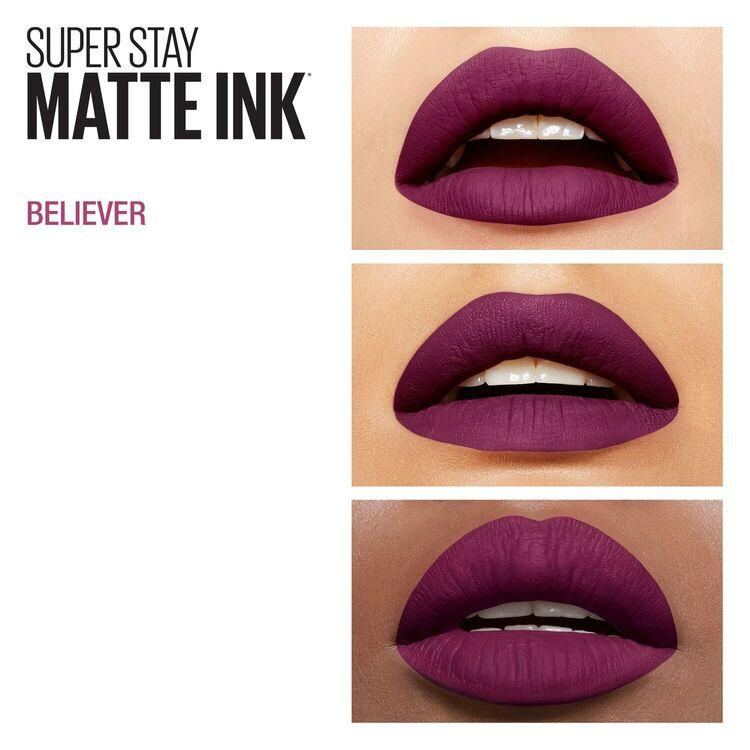 Maybelline SuperStay Matte Ink Lipstick - Original Colors - 8 Shades