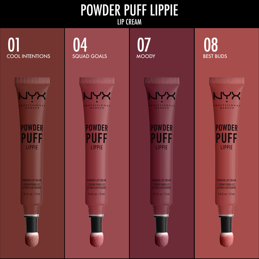 NYX Professional Makeup Powder Puff Lippie Lip Cream