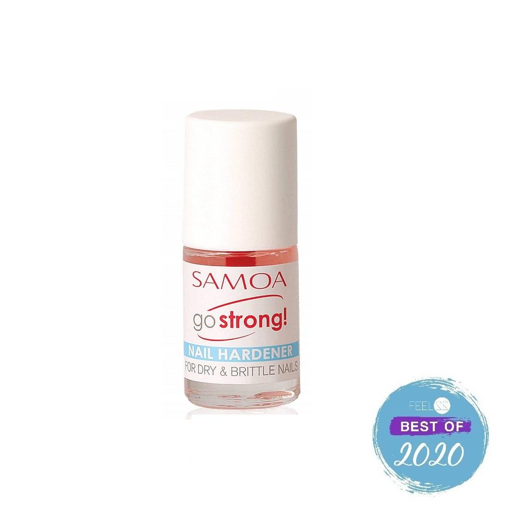 Samoa Go Strong Nail Hardener for Dry and Brittle Nails