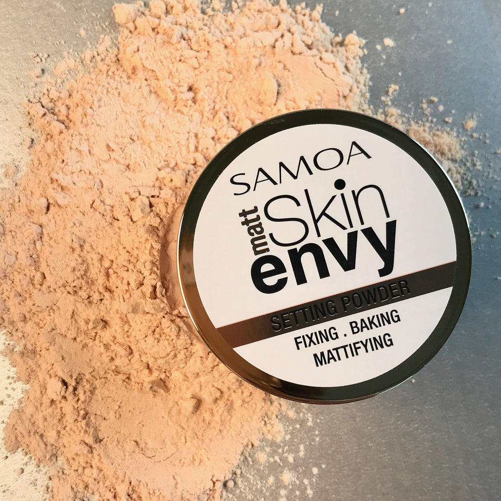 Samoa Skin Envy Matte Setting Loose Powder