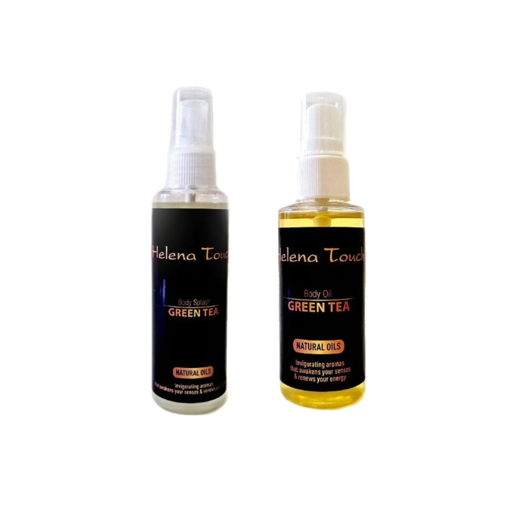 Helena Touch Body Splash And Oil Ramdan Offer 20%Off!