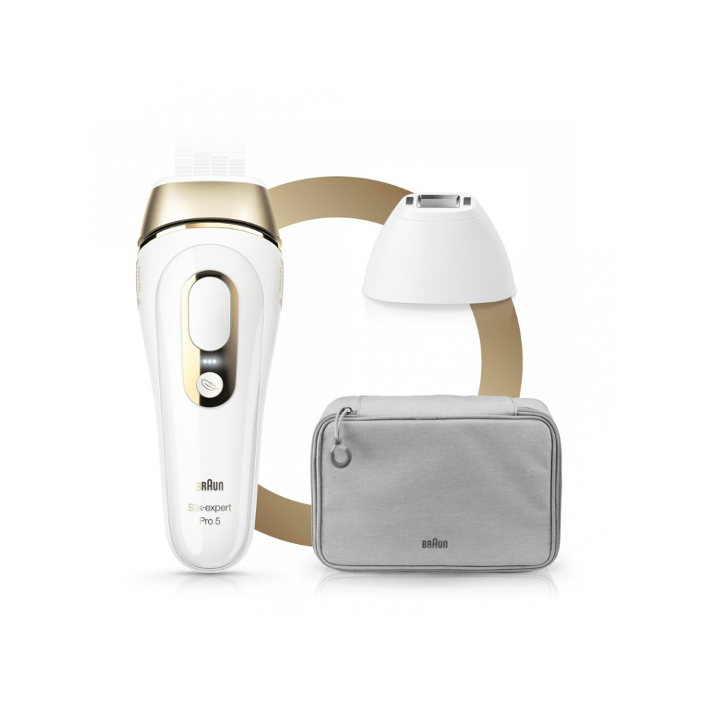 Braun IPL Silk Expert Pro 5 PL 5117 Permanent Visible Hair Removal