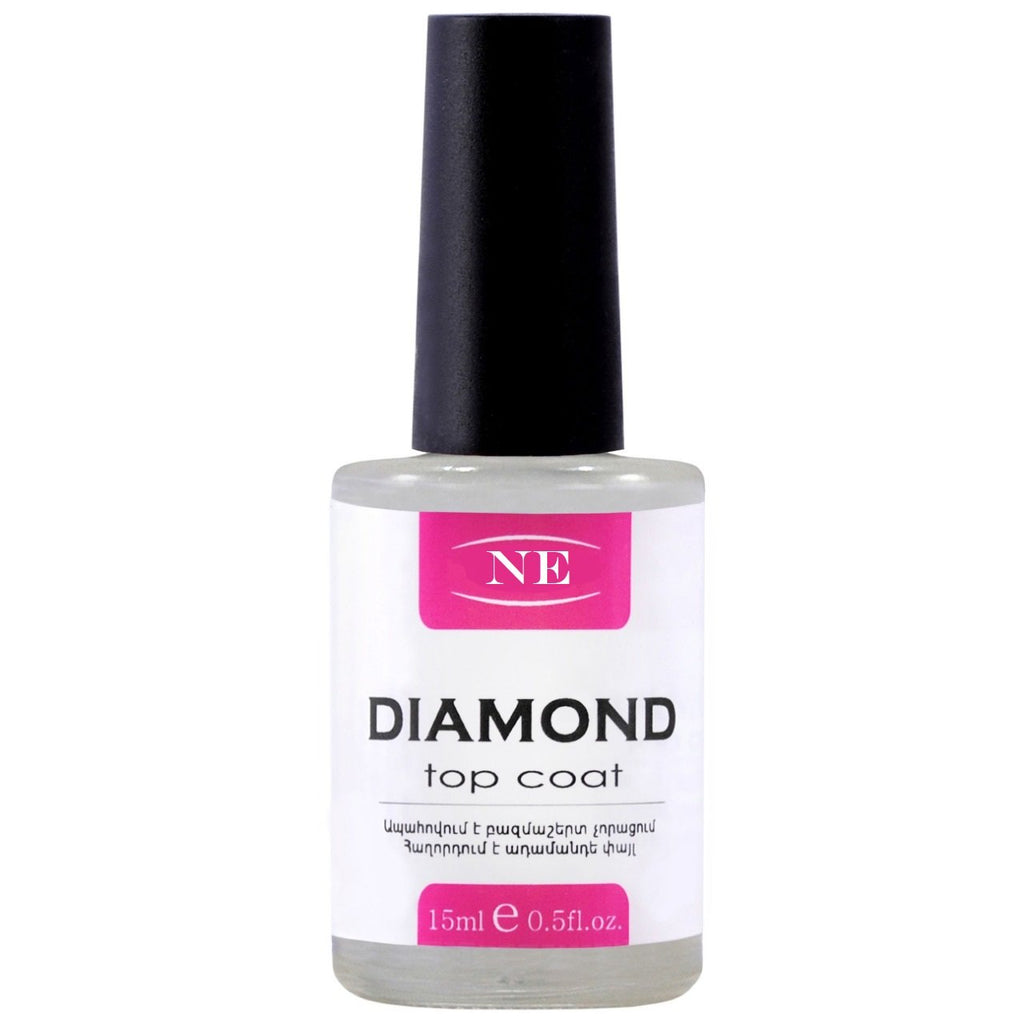 NE Beauty Diamond Fast Dry Top Coat