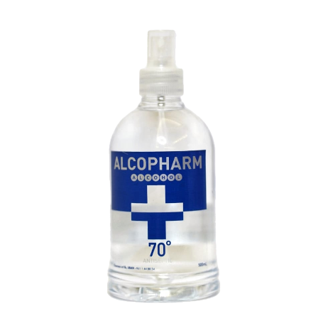 Alcopharm 70% Pure Alcohol - Disinfectant Multi-use Spray 500ml