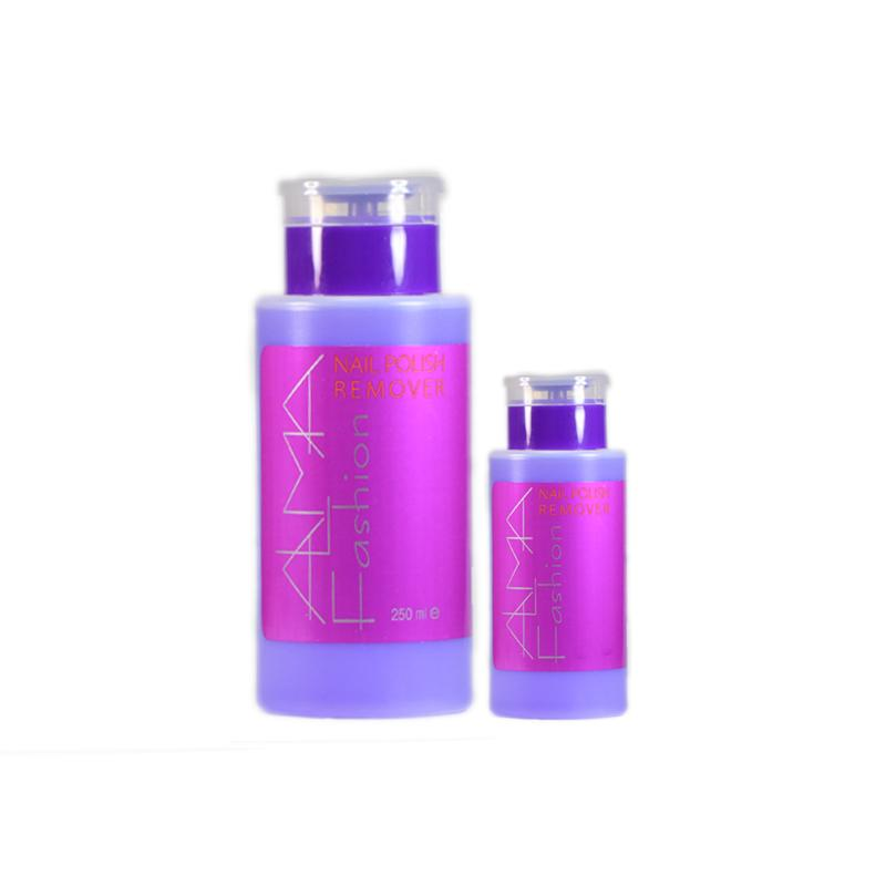 Alma Nail Polish Remover - Bottle with Pump
