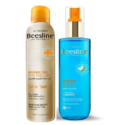 Beesline Summer 2020 Offer: Dry Feel Oil + After Sun Cooling Spray 10% Off