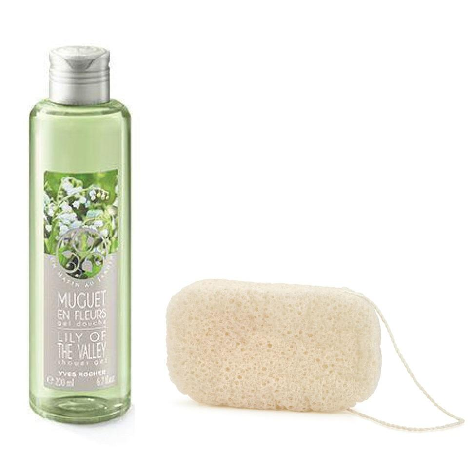 Yves Rocher November Mania Shower Essentials 30% OFF