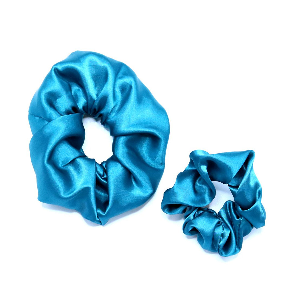 BonBon Beauty Mother Daughter Bundle (1 Jumbo Scrunchie,1 Midi Scrunchie)