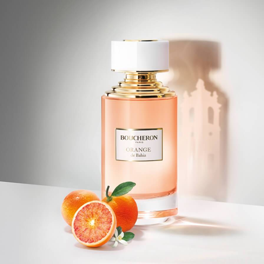 Boucheron La Collection Orange de Bahia Eau de Parfum 125ml