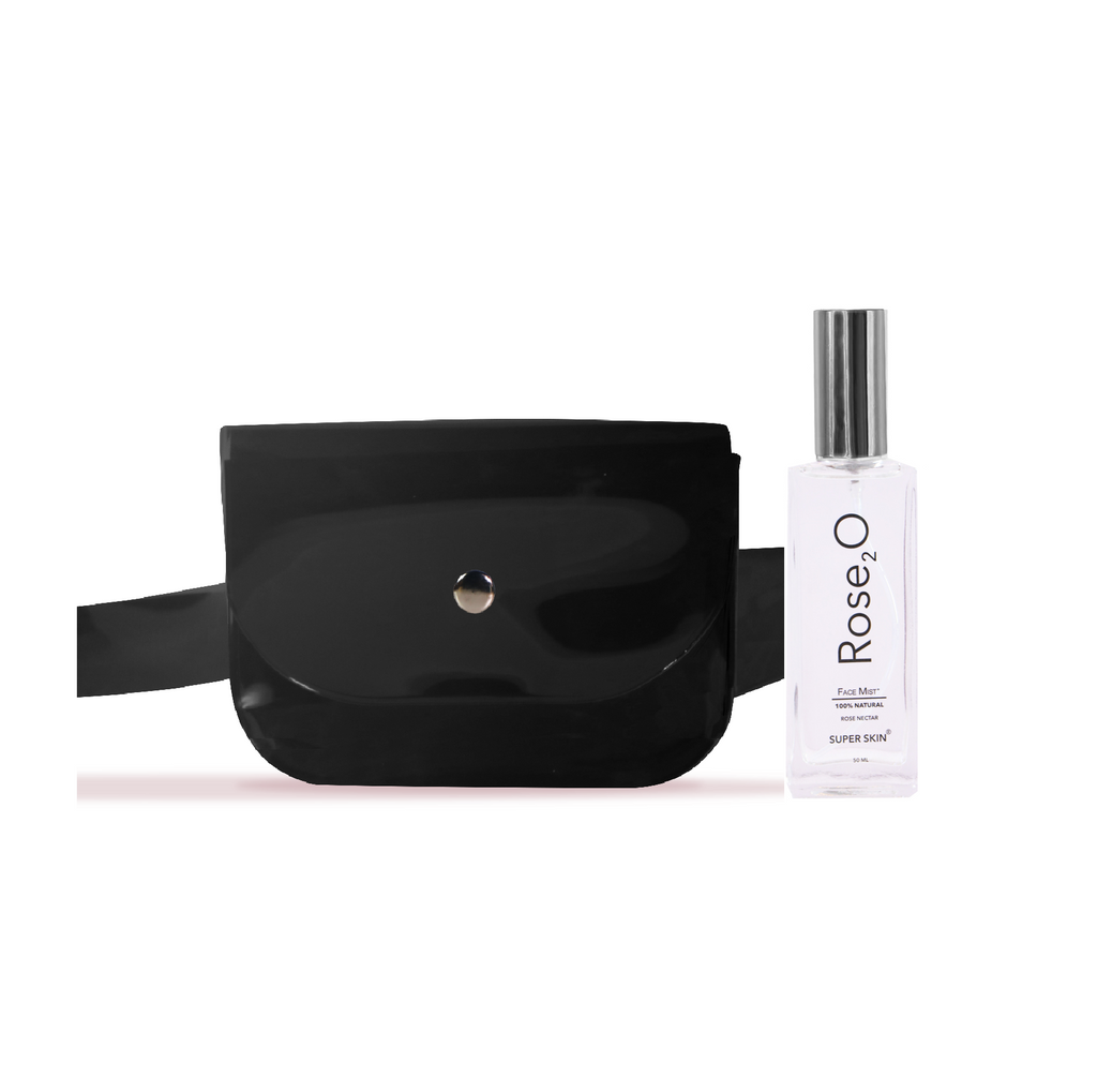 Super Skin On The Run Bundle: Face Mist 50ml + Belt Bag