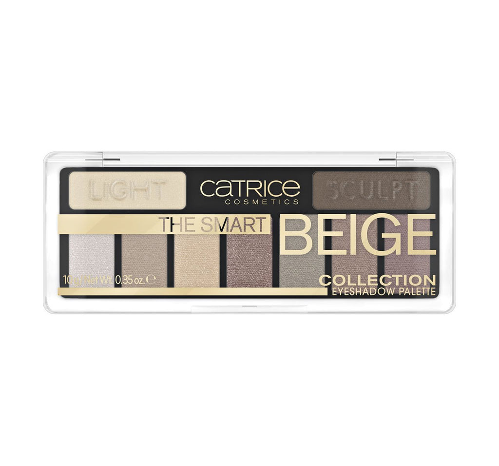 Catrice The Smart Beige Eyeshadow Palette