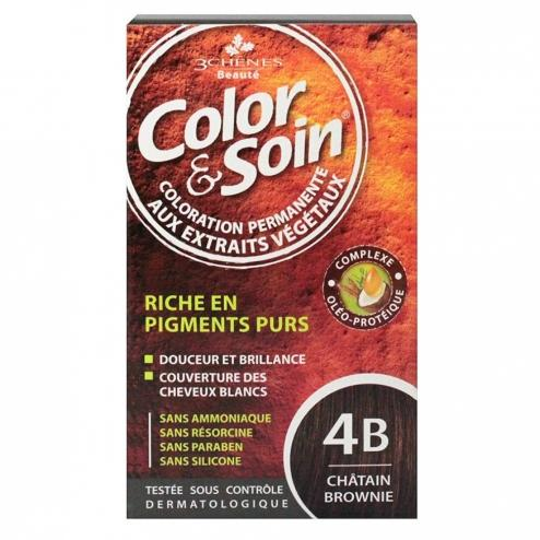 Color & Soin Permanent Hair Coloration with Plant Extracts - 31 Colors