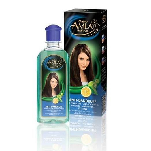 Dabur Amla Anti-Dandruff Hair Oil - 200ml
