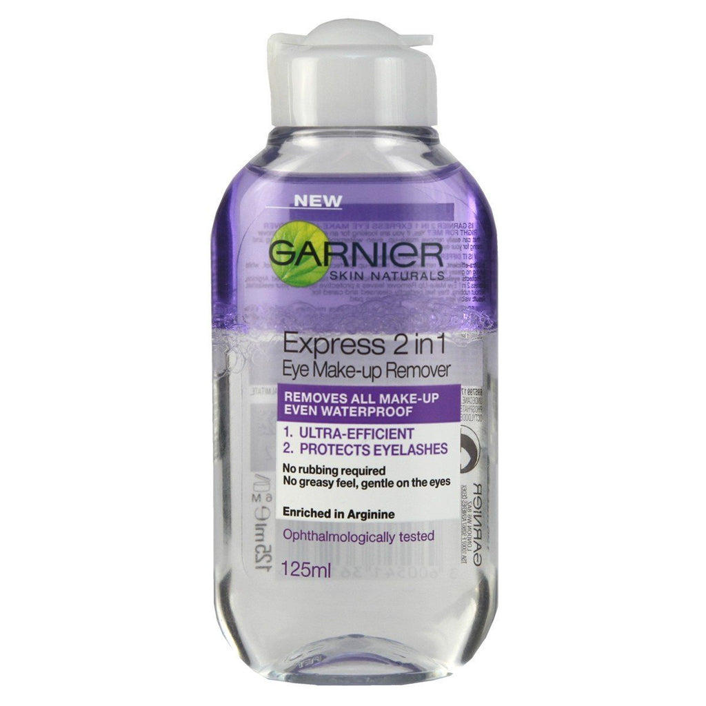 Garnier Express 2 in 1 Waterproof Make-up Remover