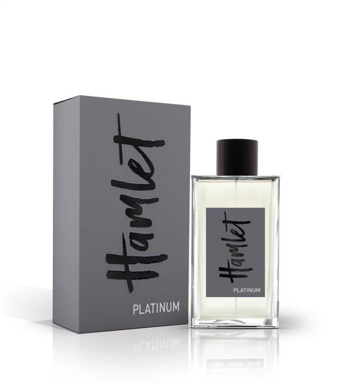 Hamlet Platinum Eau De Toilette For Men