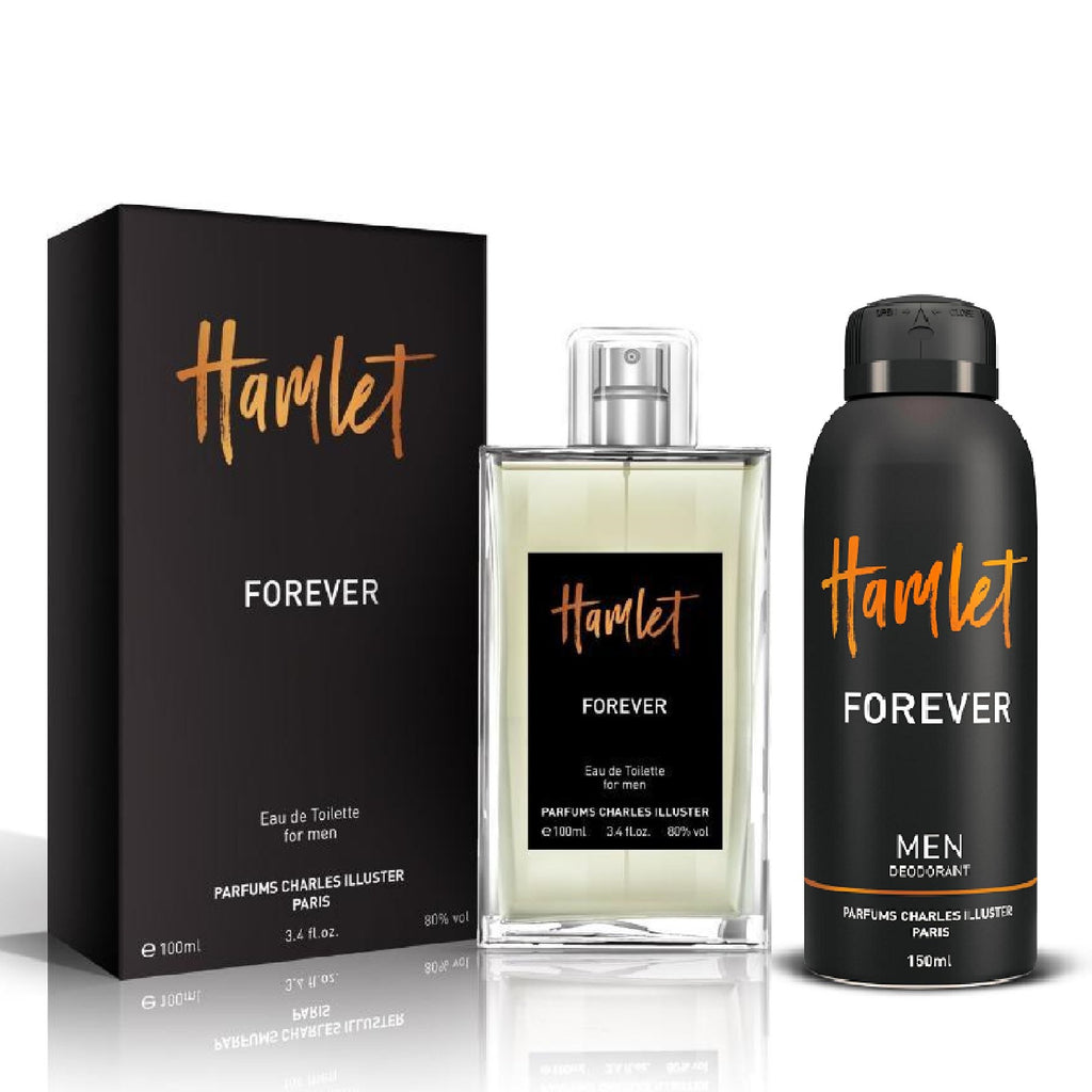 Hamlet Eau De Toilette & Deodorant For Men Gift Set