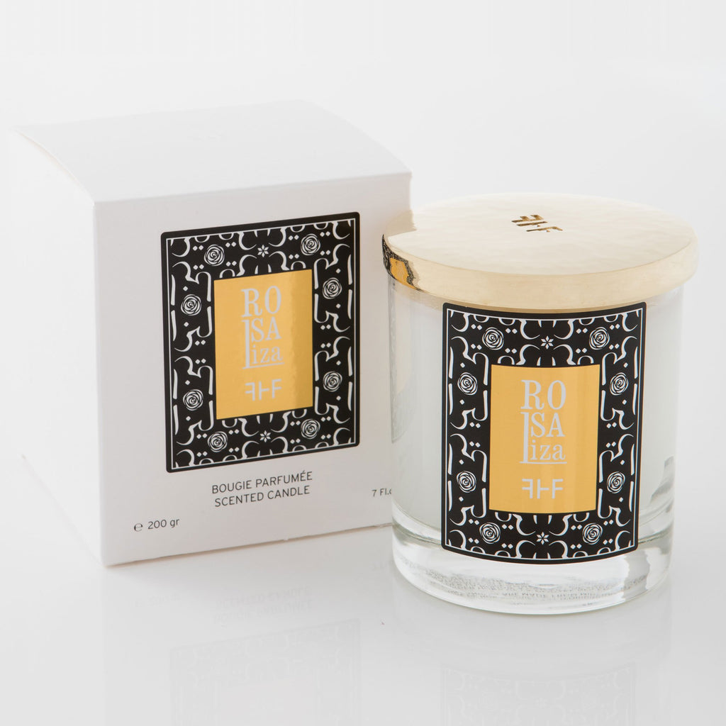 Fragrances Hubert Fattal RosaLiza Bougies Scented Candle