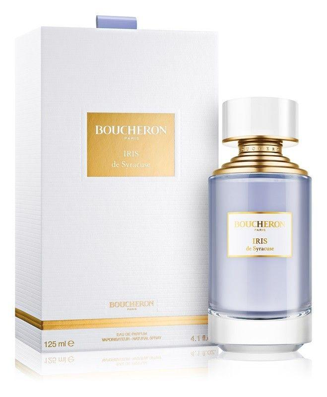 Boucheron La Collection Iris de Syracuse Eau de Parfum 125ml