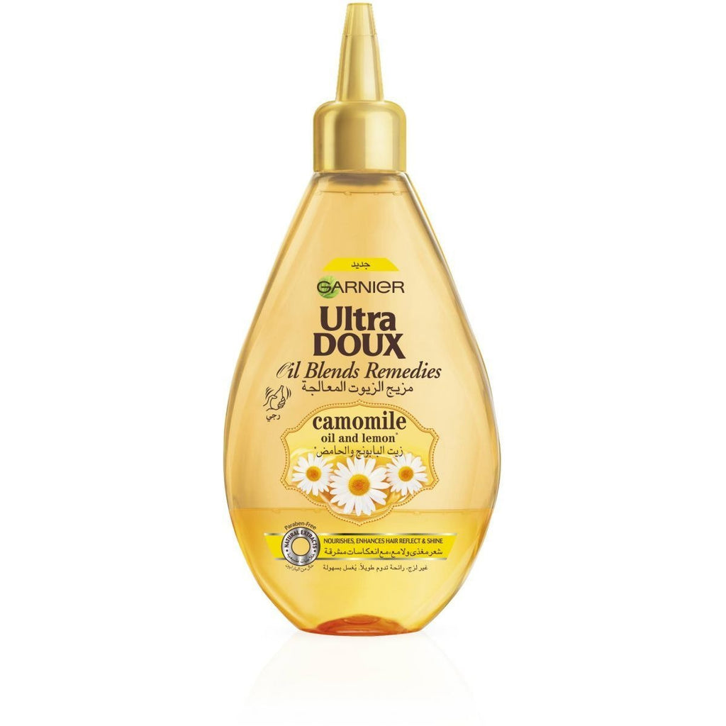 Garnier Ultra Doux Camomile Oil Blends Remedy