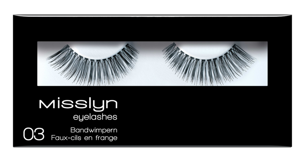 Misslyn Natural & Reusable Eyelashes