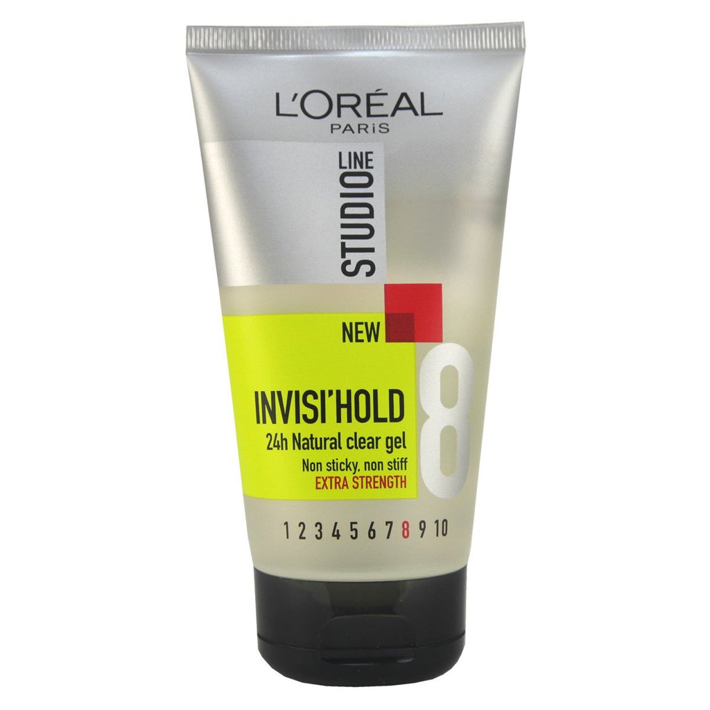 L'Oréal Studio Line Invisible Hold Gel Strong