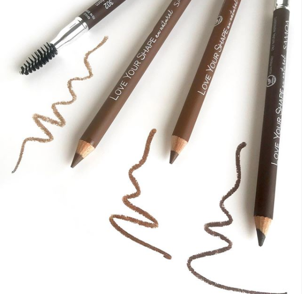 Samoa Love Your Shape au naturel Pure Brow Line