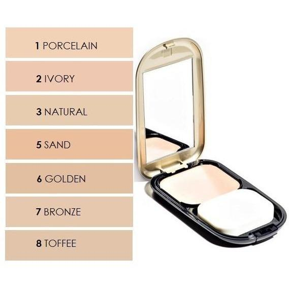Max Factor Facefinity Compact Foundation SPF15
