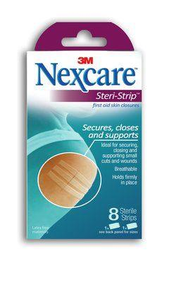 Nexcare Steri-Strip - Assorted Box of 8