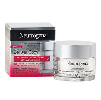 Neutrogena Cellular Boost Anti-Ageing Night Cream