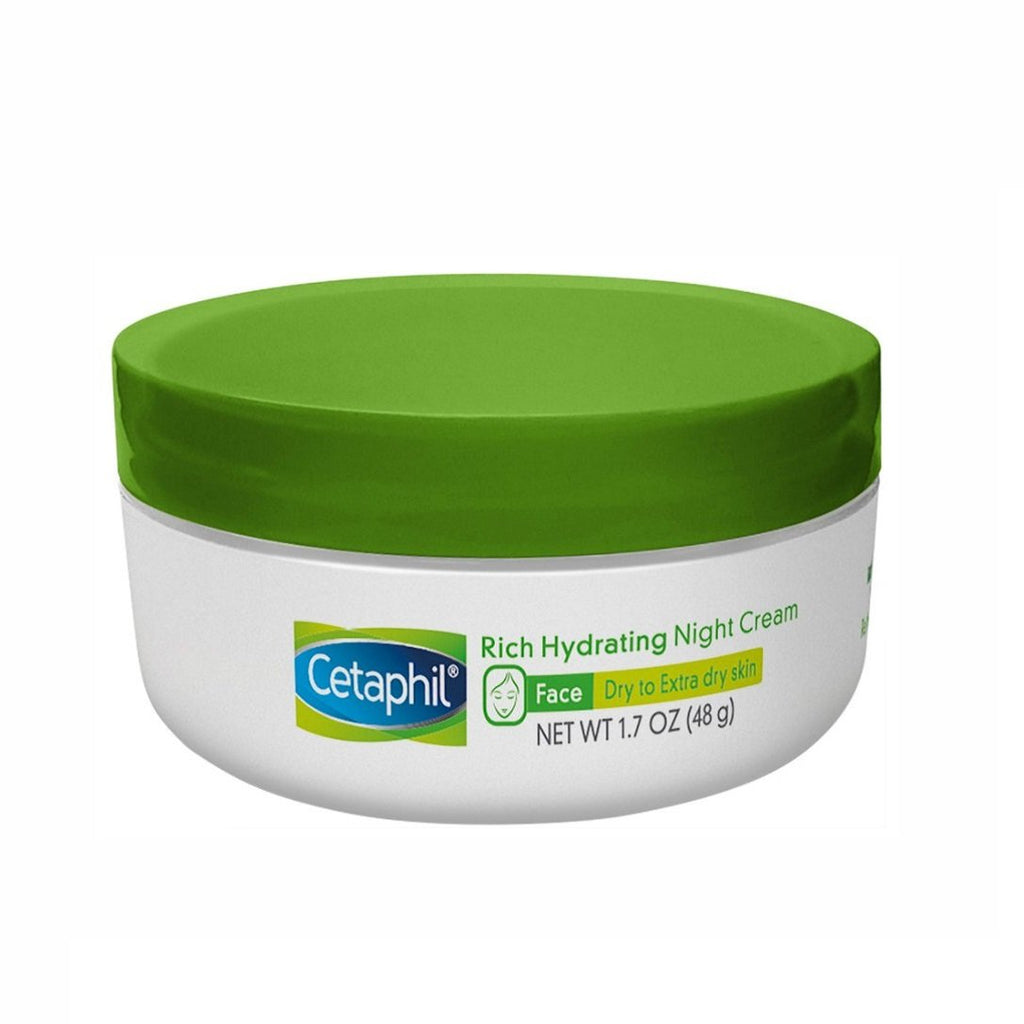 Cetaphil Rich Hydrating Night Cream - Dry Skin
