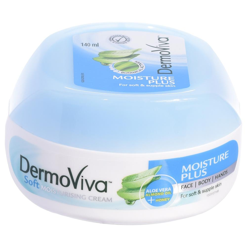 DermoViva Moisture Plus Soft Moisturizing Cream