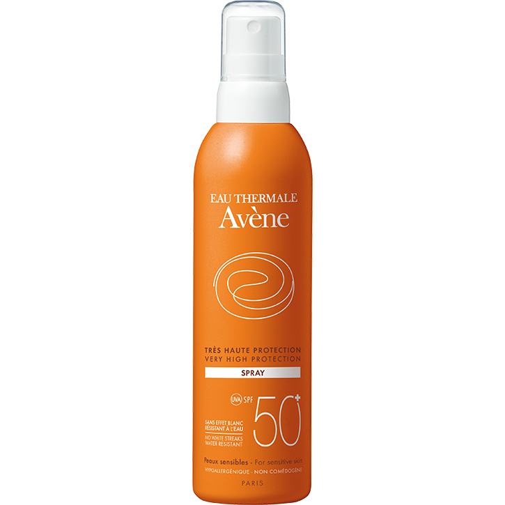 Avene Spray Sunscreen SPF 50+