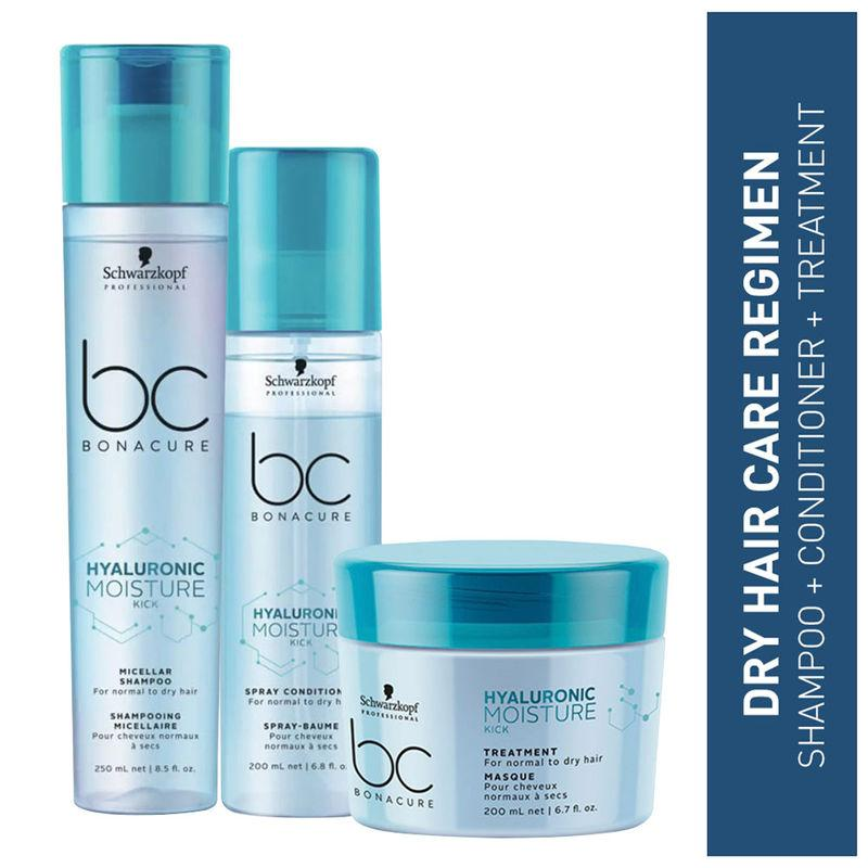 Schwarzkopf Professional BC Bonacure Hyaluronic Moisture Kick Conditioner 200ml
