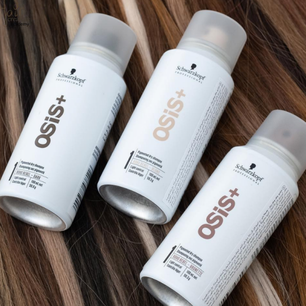 Schwarzkopf Professional Osis+ Boho Rebel Blond Pigmented Dry Shampoo