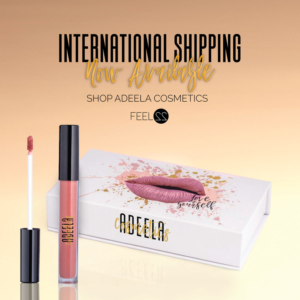 Adeela Cosmetics Love Yourself Liquid Long Lasting Matte Lipstick
