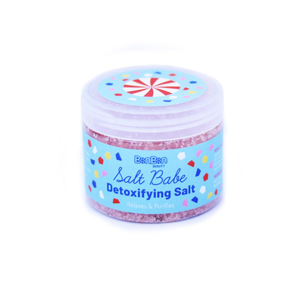 BonBon Beauty Salt Babe Detoxifying Salt