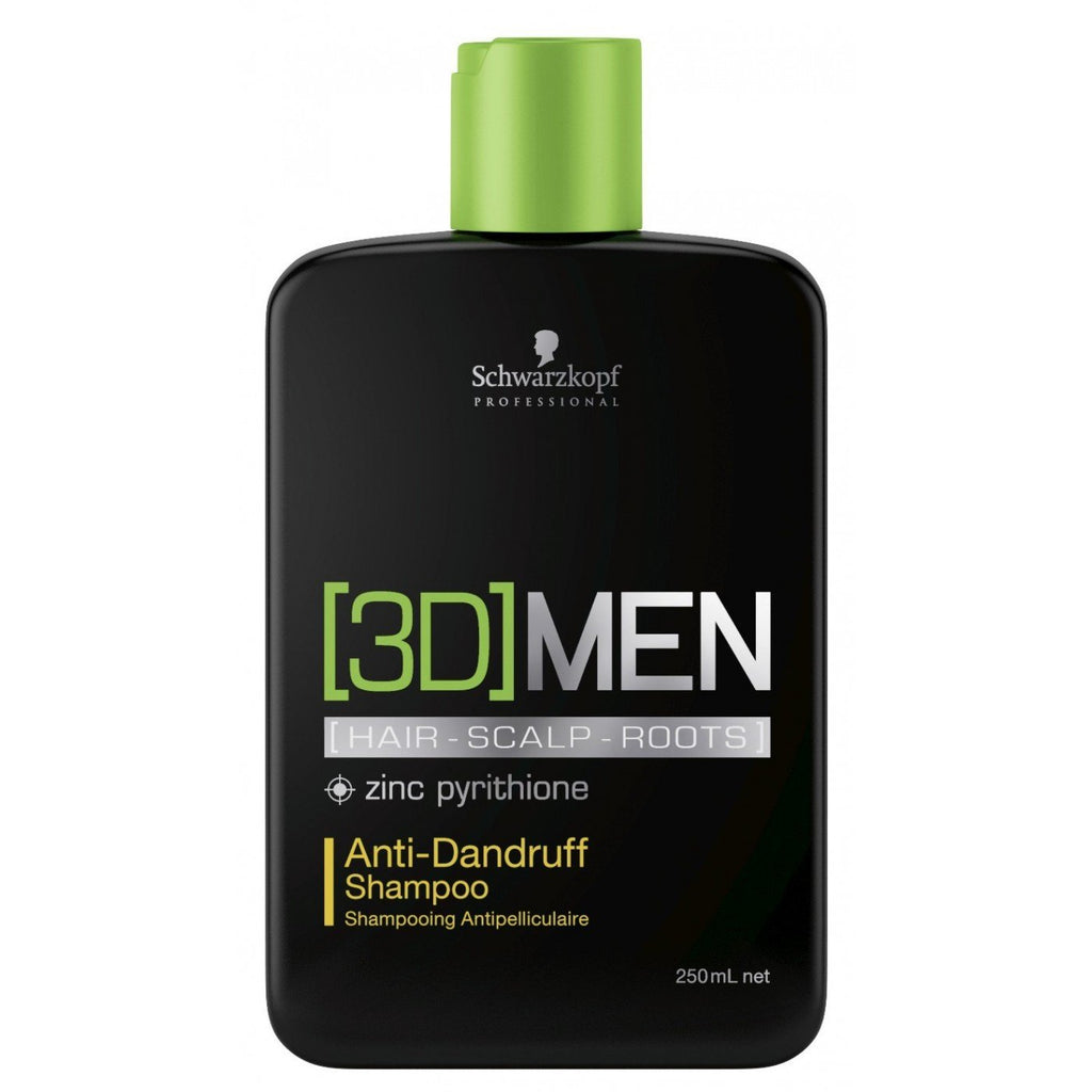 Schwarzkopf [3D]Men Anti-Dandruff Shampoo 250ml