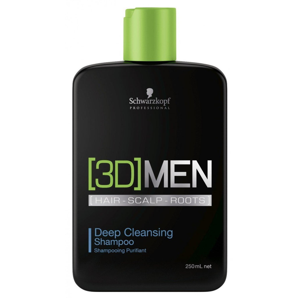 Schwarzkopf [3D]Men Deep Cleansing Shampoo 250ml